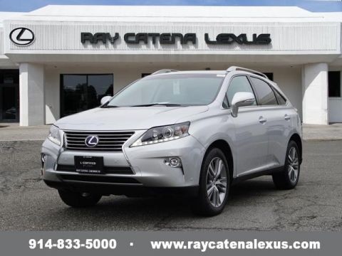 L/Certified 2015 Lexus RX 450h Base