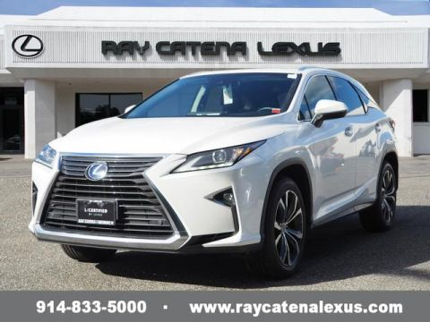 Certified Pre-Owned 2017 Lexus RX 450h 4D Sport Utility