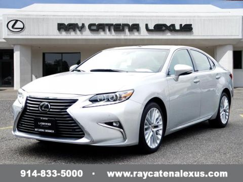 L/Certified 2016 Lexus ES 350 Base