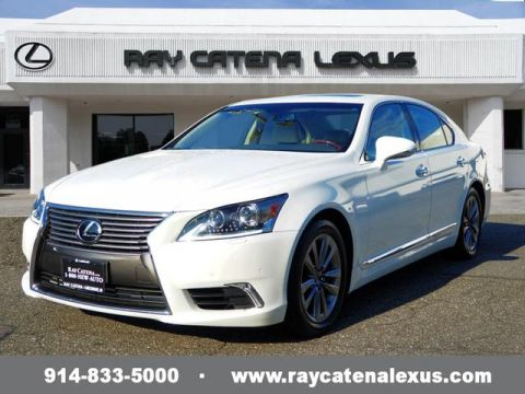 Pre-Owned 2015 Lexus LS 460 4D Sedan
